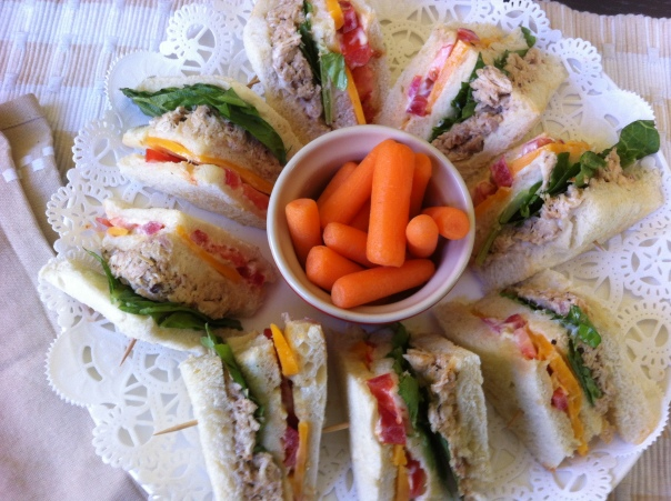 Club Sandwiches